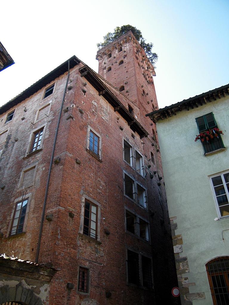 Lucca - Palazzo Guinigi