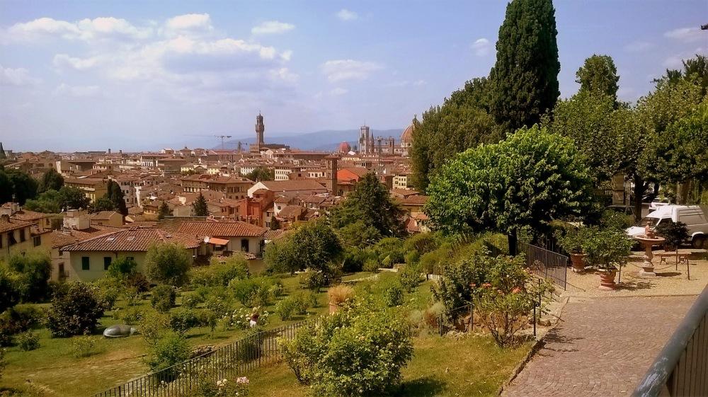 Carlo lorenzini collodi i misteri di firenze 6 la finestra sul giardino 2 territori - La finestra sul giardino ...